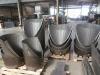 Lavorazione turbine - Verarbeitung der Turbinen