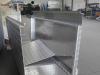 Vasca in alluminio - Aluminium Behälter